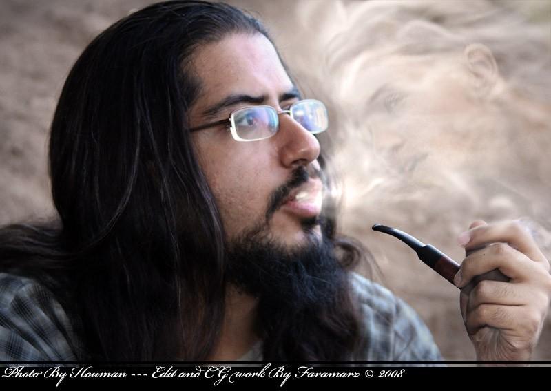 faramarz portrait fantasy