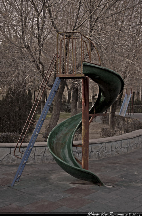 Faramarz childhood