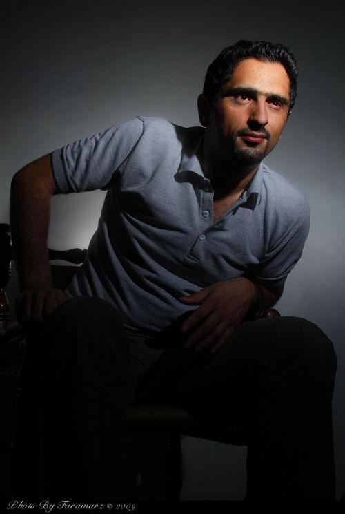Portrait Aidin