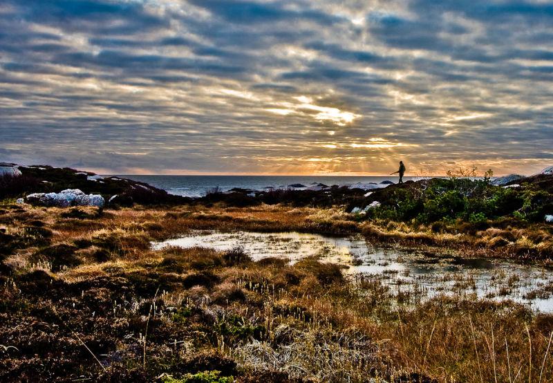 Norwegian southern coast