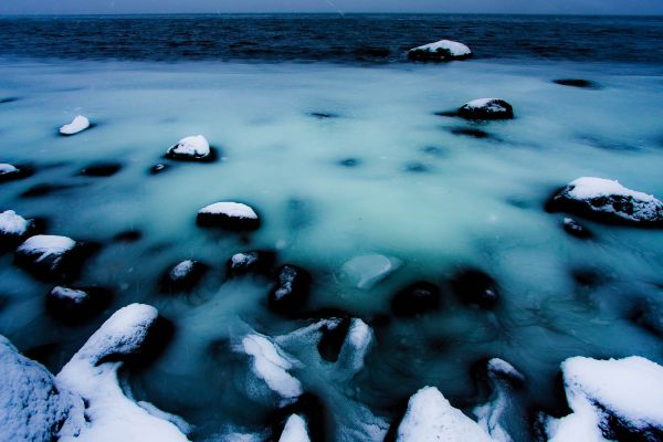 Winter coastline 2