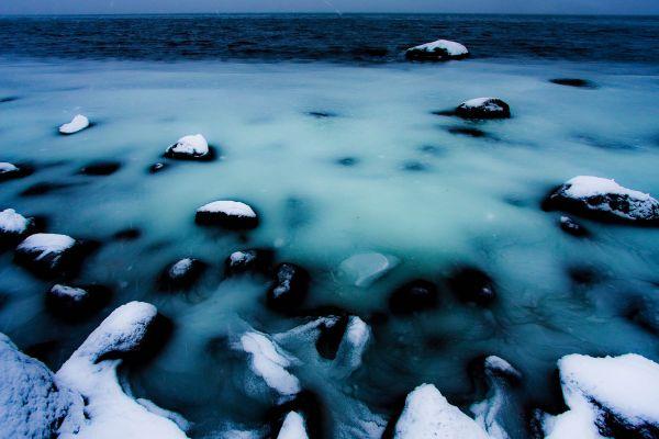 Winter coastline 2