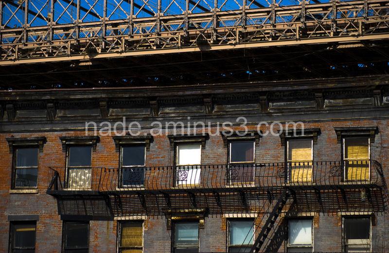 Livin' under Brooklyn Bridge