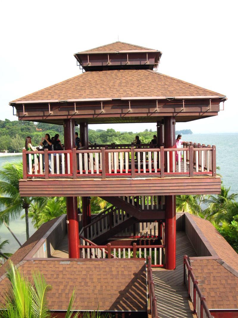 Sentosa island- Singapore