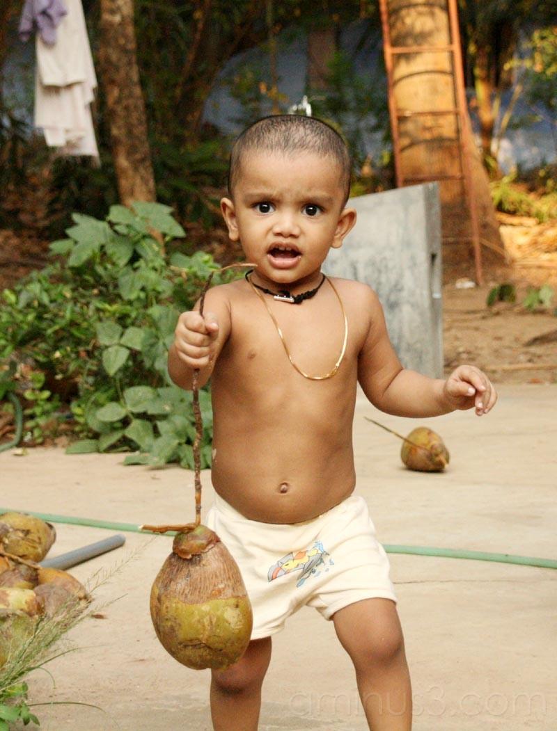 My son Balagopalan
