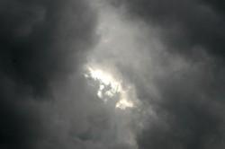 Rain in the air
