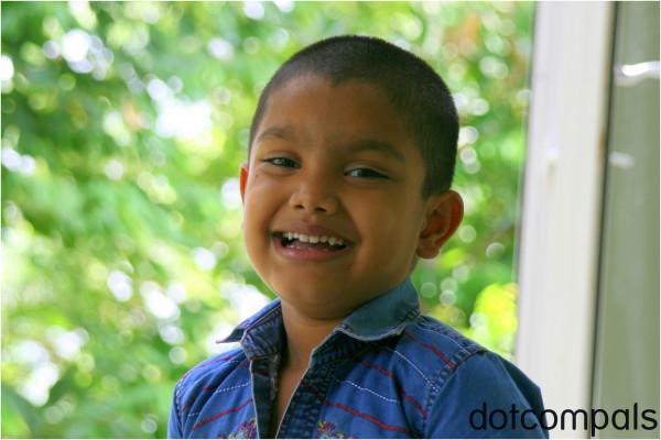 Balagopalan, My Son