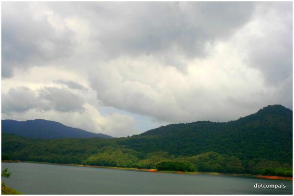 Parambikulam Dam Palakkad, Kerala