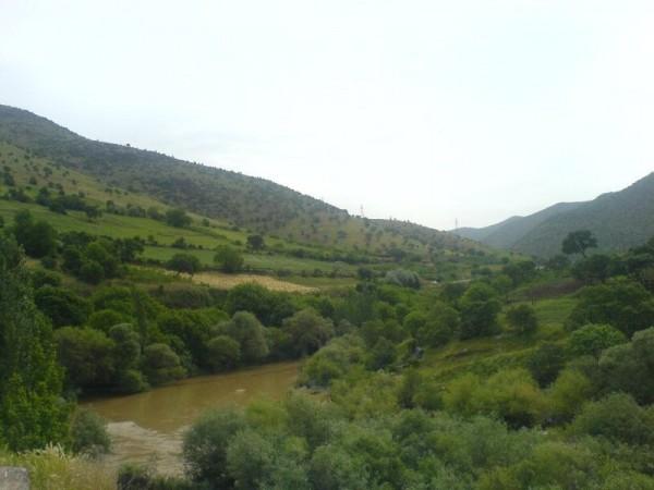 Road to Marivan