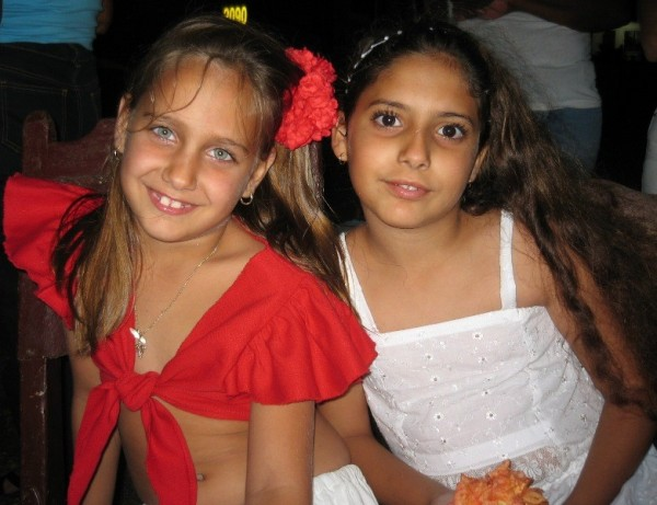 children from cuba