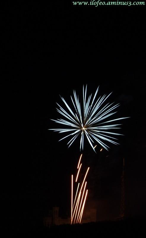 feux d'artifice 14 juillet