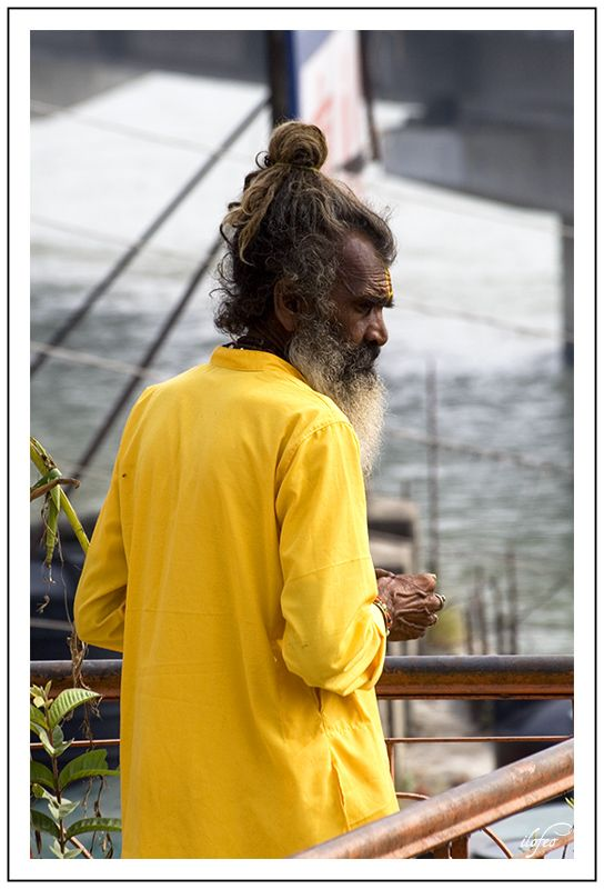 Inde Portrait
