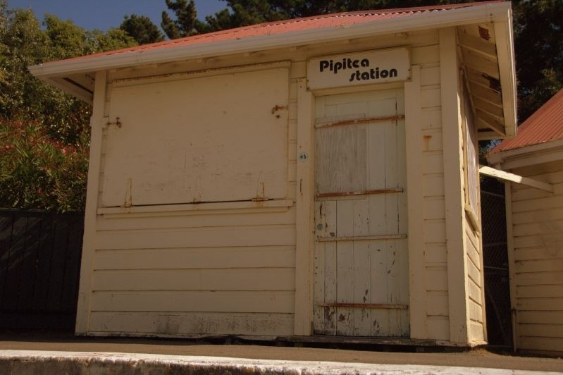 Pipitea Station