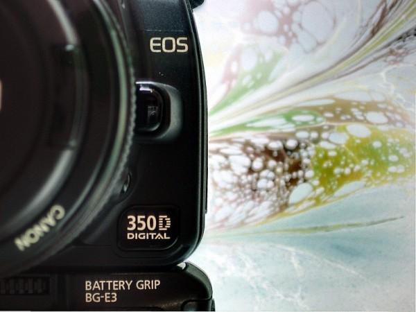 canon eos 350D bg-e3 malayer iran