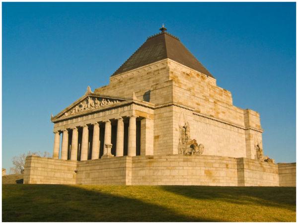 Melbourne Shrine of Rememberance, Rememberance Day