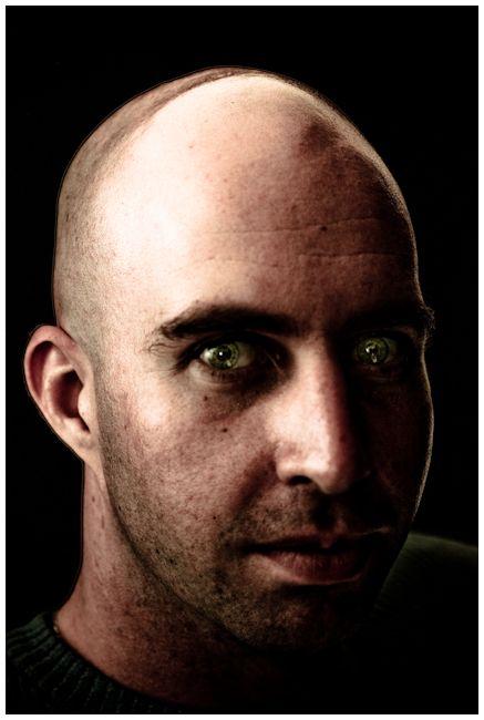 Headshot of Comedian
