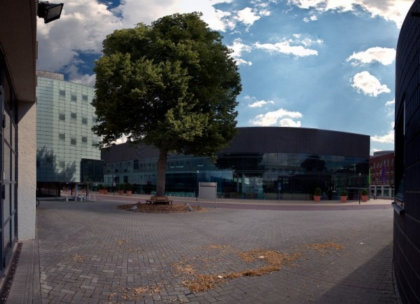 Panorama CODA Museum apeldoorn