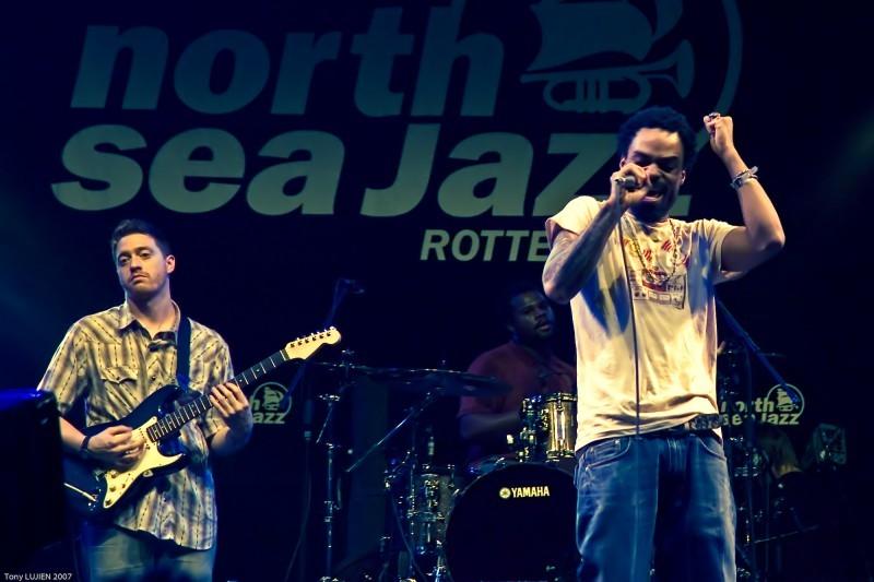 Bilal North Sea Jazz Festival 2006