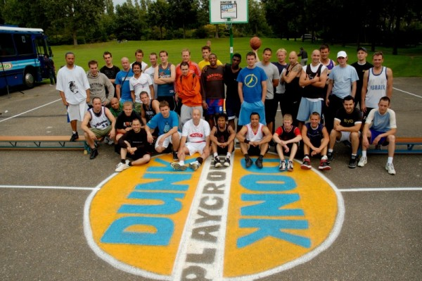 Dunk-Donk Playground 2007
