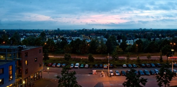 Apeldoorn Cityscape from Linie