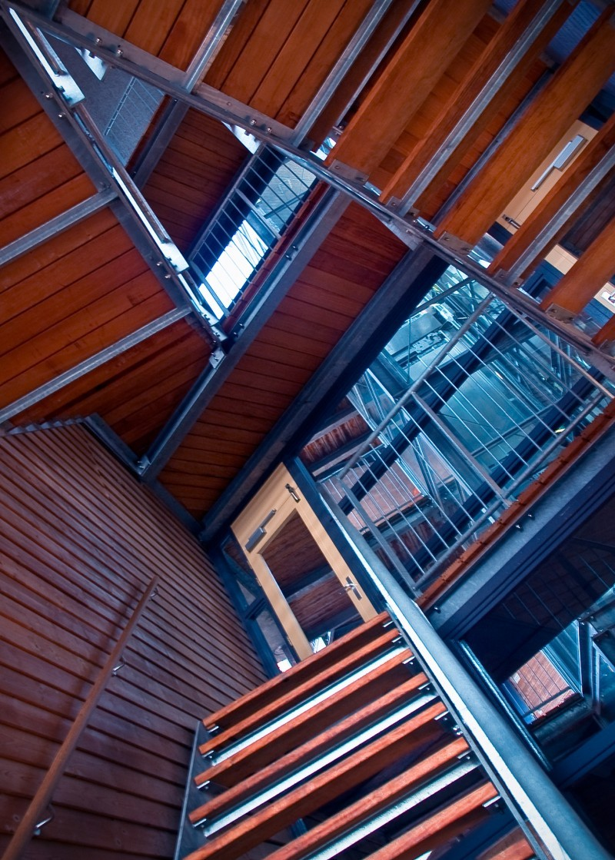 Apeldoorn Linie Het Fort Stairs