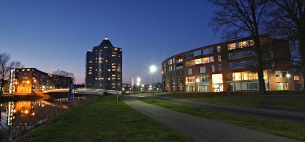 De-Freule Kaanal Noord Cityscape Apeldoorn