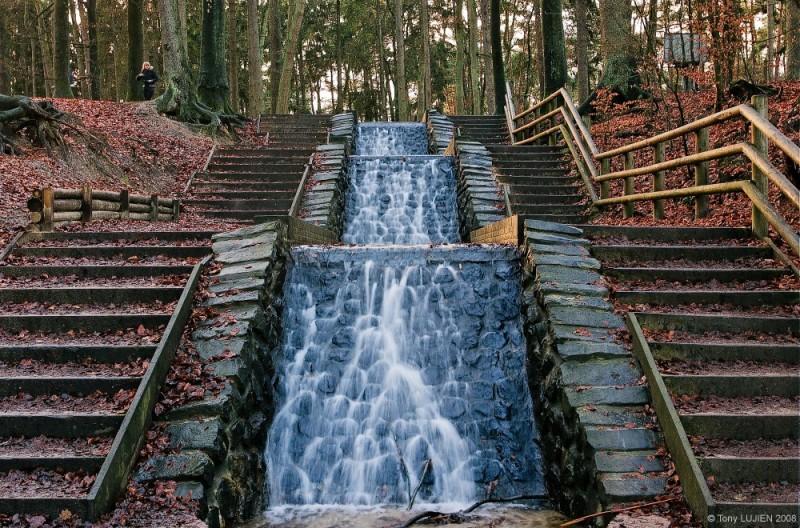 De Niagara waterval van de Veluwe, Loenen