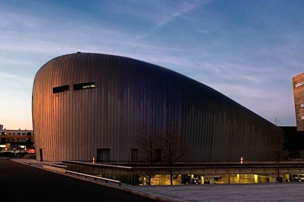 Pop auditorium 1/2, Almere