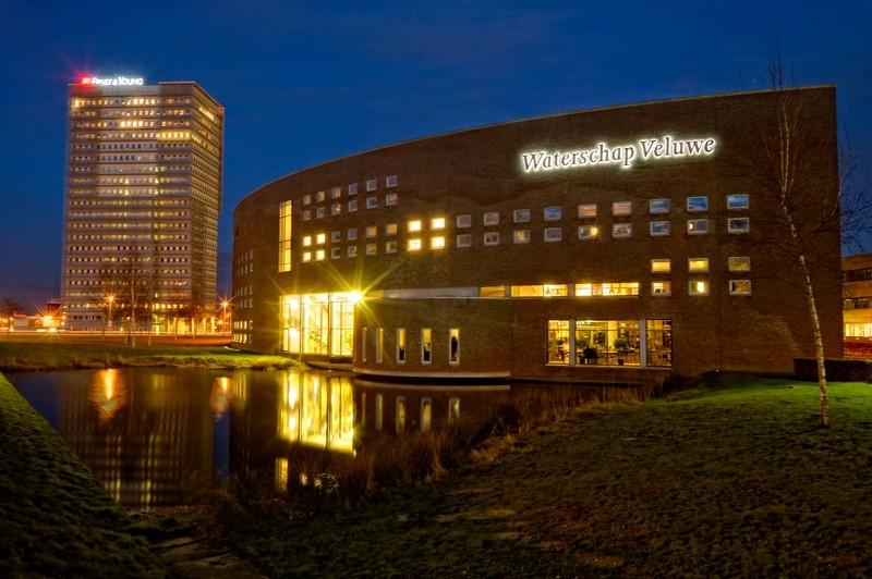 Waterschap Veluwe, Apeldoorn