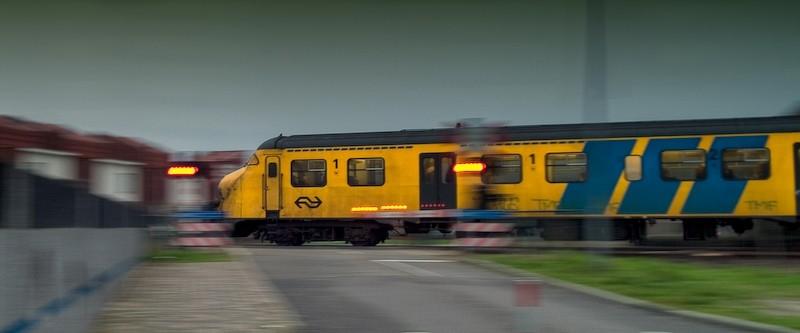 Train paning, Forlaan, Apeldoorn