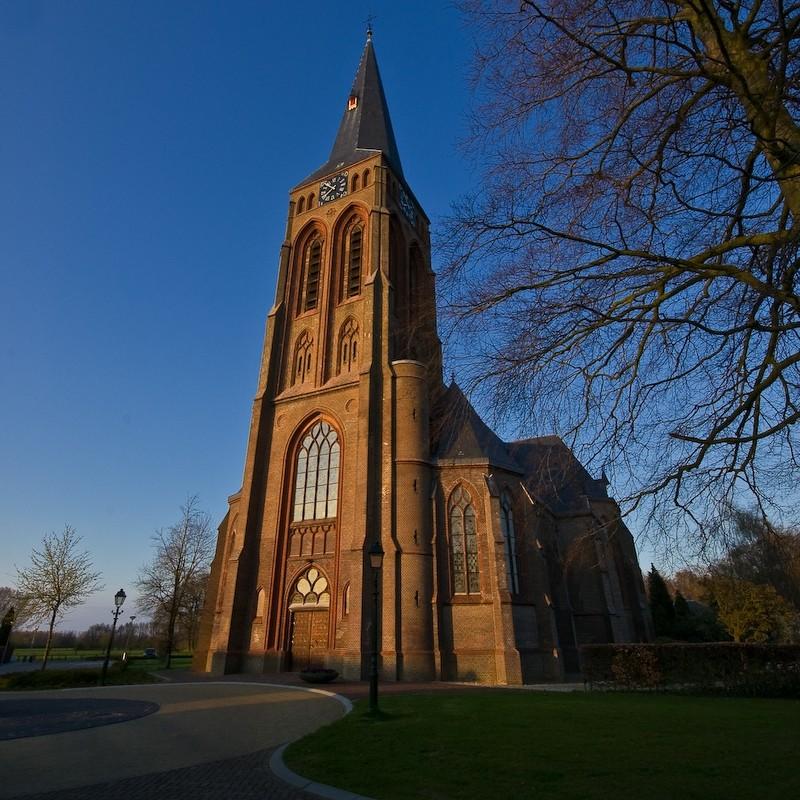 Kerk, Baak