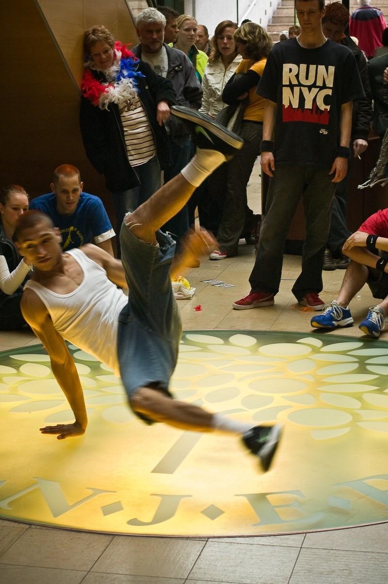 Hip-Hop 2/3 , Winkelcentrum Oranjerie, Apeldoorn