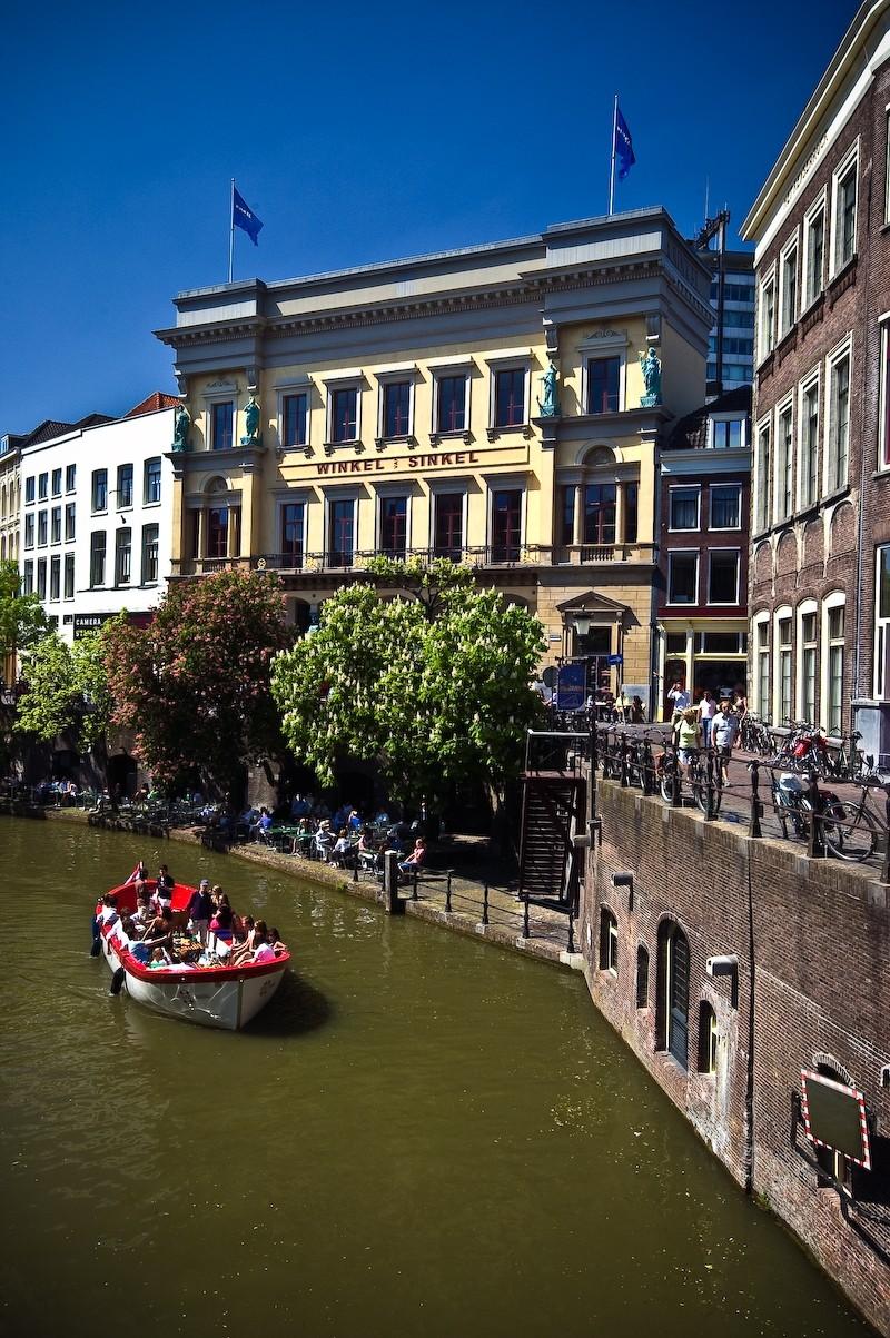 Winkel van Sinkel, Utrecht