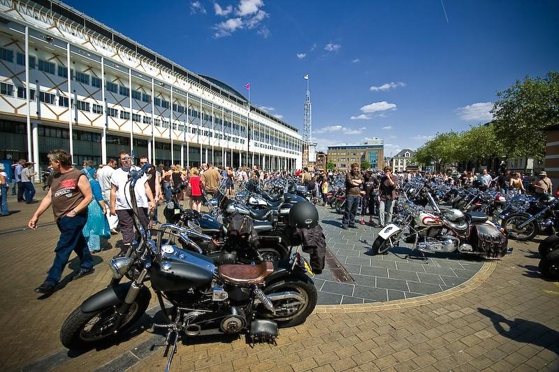 Harleydag 2008, Apeldoorn