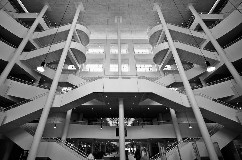 inside Stadhuis Apeldoorn 3/4