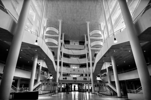 inside Stadhuis Apeldoorn 4/4