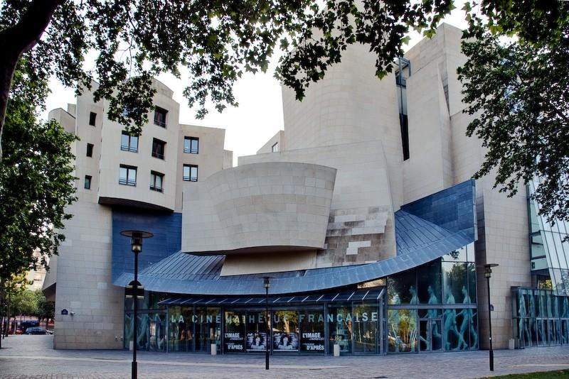 La Cinematheque Française, Bercy, Paris