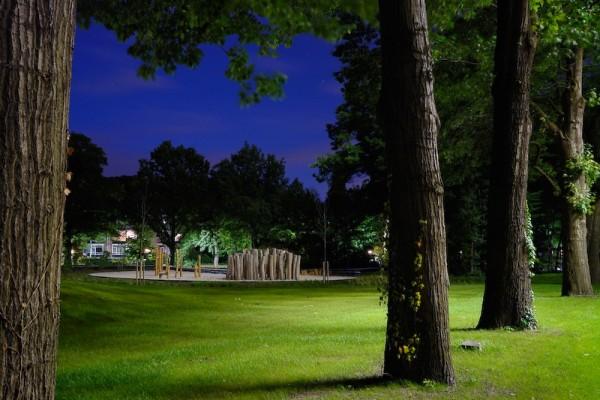 Garden, walterboscomplex, apeldoorn