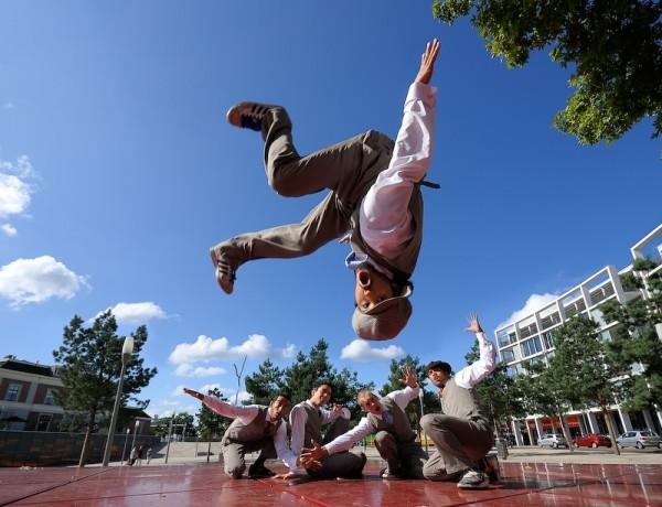 Apeldoorn's-Got-Talent, Stationsplein, Apeldoorn