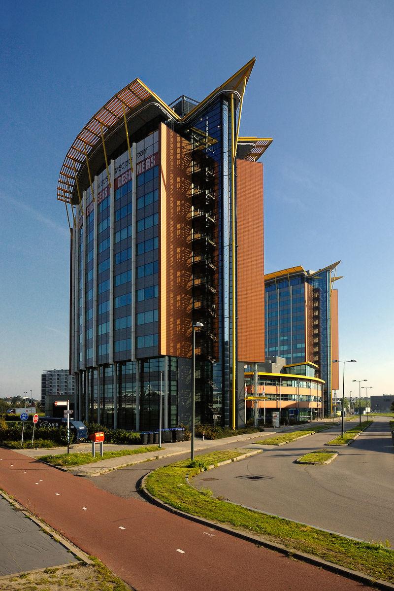 Caland Building, Schiedam, Rotterdam