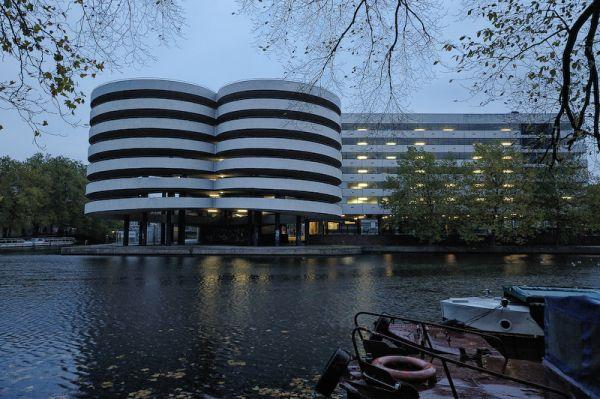 Europarking, Marnixstraat, Amsterdam