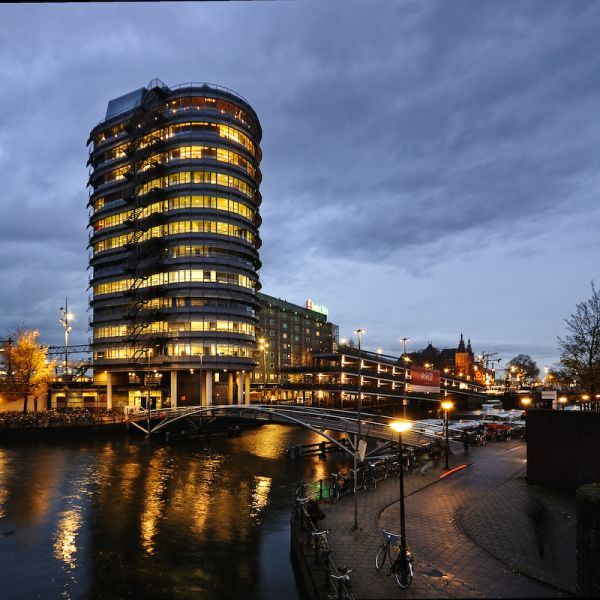 Hotel ibis, Station Central, Amsterdam