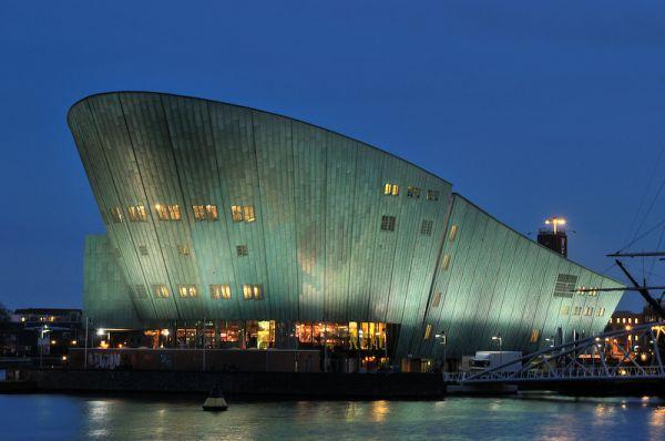 Nemo, IJ Tunnel, Amsterdam