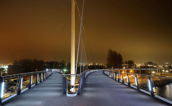 Nescio Bridge 2, Rhine Canal, Amsterdam