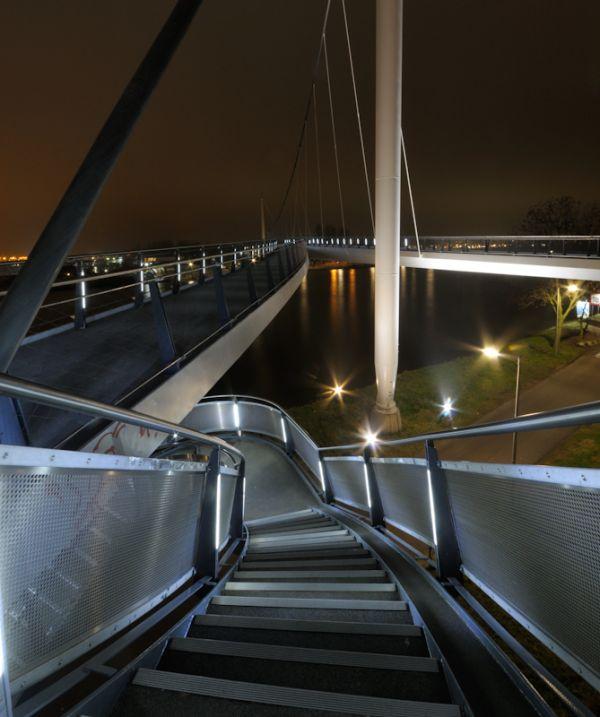 Nescio Bridge 4, Rhine Canal, Amsterdam