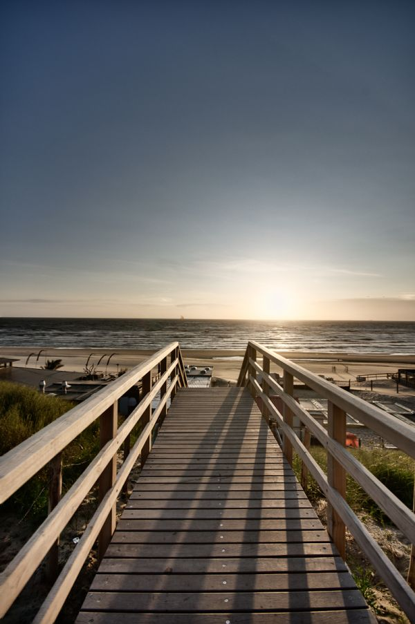 Sunset, Bloemendaal-aan-zee, Netherlands