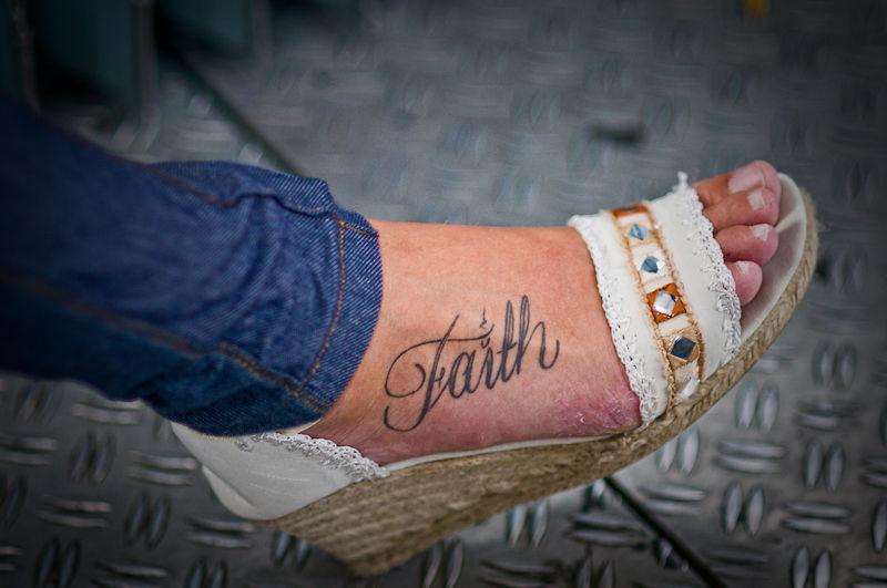 Faith, Streetcar, Line 9, Amsterdam