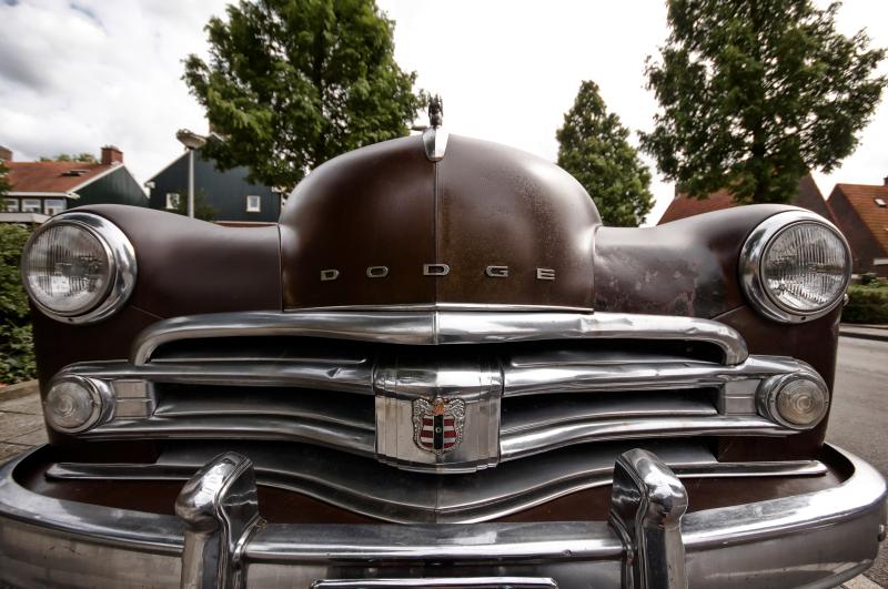 Vintage 1/2, Dodge, Amsterdam