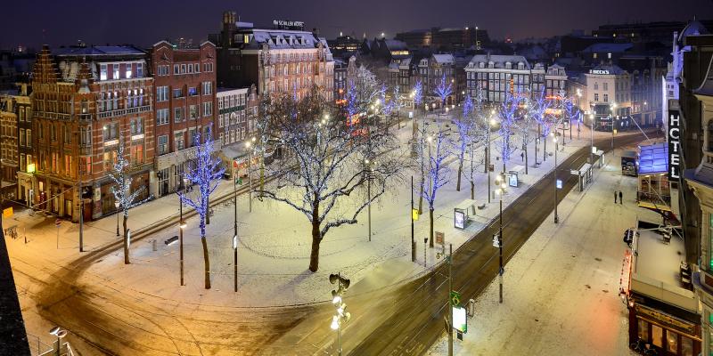 New Rembrandtplein, Amsterdam