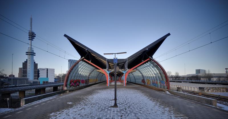 Station Rai, Amsterdam